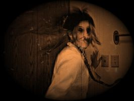 demongoast rikku in fatalframe by ChelseaHavoc