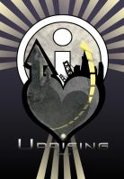 Uprising Sticker by yellow-five