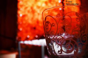 An empty glass by IftikharNaseem