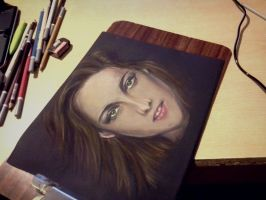 Kristen Stewart by Darkgirlwithpassion