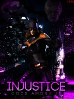 injustice Batgirl by NHKkyo