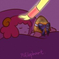 nice sleep by PvElephant