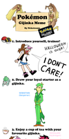 Pokemon Gijinka Meme by ToonSkribblez