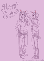 Happy Easter 2013 by peace-of-hope