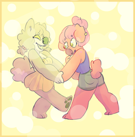 Dance with Me! by TheBeeInYourBonnet