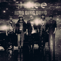 SHINee - Ring Ding Dong by Cre4t1v31