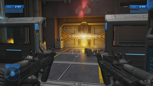 Halo 2 Anniversary SMG by Aryck-The-One