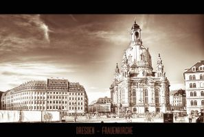 Dresden - Frauenkirche V by calimer00