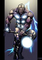 MH Thor Color by Fpeniche