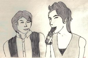 Xander and KiBum by ParkAL