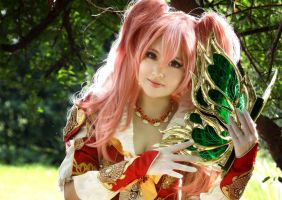 AION : Butterfly Spell by pinkyluxun