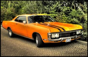 1971   Dodge Monaco by compaan-art