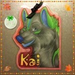 Insta Badge Kai by Galaxys-Most-Wanted