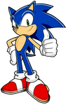 Sonic Channel Colouring by LightningChaos2010