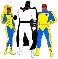 Space Ghost by Durangl