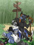 Commission for Foxtail by SuperStinkWarrior