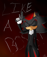 GANGSTA SHADOW by darkangil2