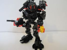 Remac, My bros. Self-moc by CoconutFanatic