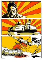Wu-Tang by Theclayman