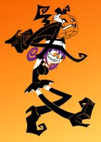 Blair from Soul Eater by yooki42