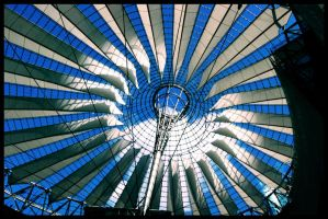 Sony Center I by Larxziss