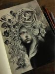 Amazing Sketchbook Drawings (1) by KotokoNatsuka