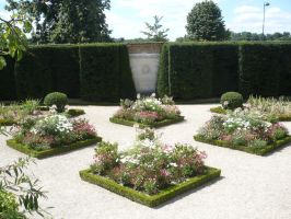 Jardins a la francaise 3 by Cat-in-the-Stock