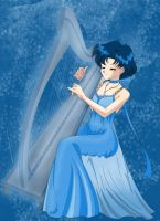 Ice Princess Mercury by Kalisama