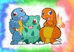 Original Starter Pokemon by raizy