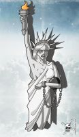 No Liberty IV by Mad3m0is3ll3-K3y