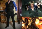Leon S. Kennedy Outfit#2 from Resident Evil 6 by Akiba91