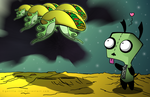 The Intergalactic Tacos by goRillA-iNK