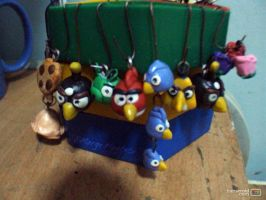 More Angry Birds by margemagtoto