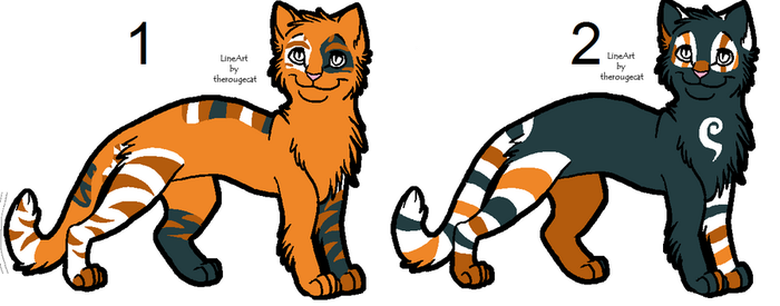 Cat Adopts :ReadDescription: by Buttonlight
