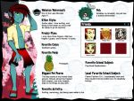 Monster High Webston Watermark by jde123