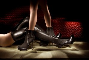Gucci - Boots by MazStudios