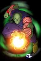 Mr. Piccolo by fargnay