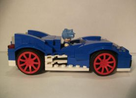 Lego Speed Star 2 by TheEvstar