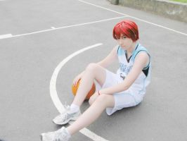 Captain Seijuuro - KnB Cosplay by Misakiloid0