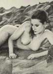 First Nude by zainadeel