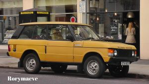 1978 Range Rover by The-Transport-Guild