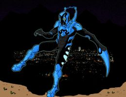 Blue Beetle Jaime Reyes... by ThatItalianKid