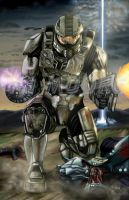 Master Chief: Halo by GudFit
