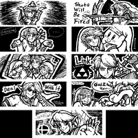 Miiverse Posts: Volume No.1 (The Link Collection) by SiscoCentral1915