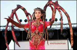 Kerrigan Cosplay by TheKikih