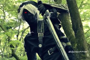 Dark Link Cosplay #9 by Echolox