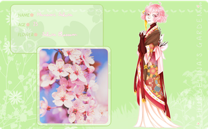 TG:: Hanami Sakura by burnsgraves