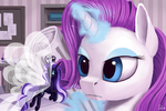 Rarity hate breezies by IvG89