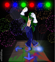 DDR Luigi Mix, Version 2 by SoVeryUnofficial