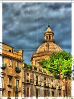 0017 catania real hdr by WERAQS